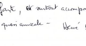 Critique de Hervé de Vriendt