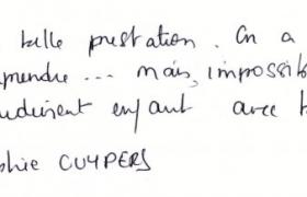 Critique de Sophie Cuypers