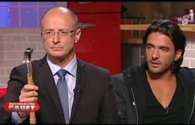 Le mentaliste Xavier Nicolas de bienvenue chez Cauet terrorise Nadege de Secret Story