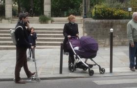 Pemière ballade à Paris