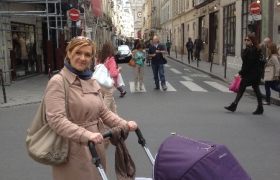 Balade a Paris