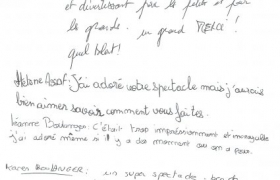 Commentaires clients Antesys 1