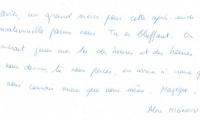 Commentaire Mentalisme BNP Alice Mignon