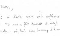 Commentaire Mentalisme BNP Sébastien Cassan
