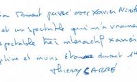 Commentaire Mentalisme BNP Thierry Carre