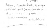 Commentaires Dupligrafic mentalisme au chateau de Ferrieres2