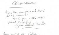 Commentaires Dupligrafic mentalisme au chateau de Ferrieres3