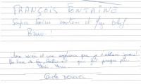 Commentaires Mentaliste Magicien UGAP 2