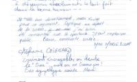Commentaires mentaliste pour UGAP 4d
