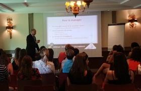 Conférence management pour Guerlain 2