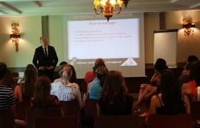 Conférence management pour Guerlain 4