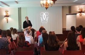 Conférence management pour Guerlain 1