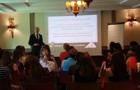Conférence management pour Guerlain 3