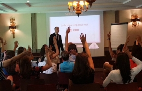 Conférence management pour Guerlain 5