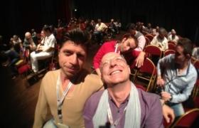 2012-10-14-03 Xavier Nicolas avec Rino Baldi