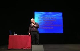 2012-10-14-05 Teddi Rex en conférence pour les professionnels