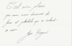 Critiques et commentaires Servyr du magicien mentaliste Xavier Nicolas chez Chateauform (2)