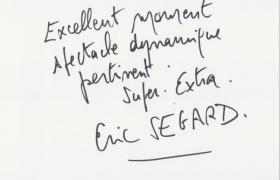 Critiques et commentaires Servyr du magicien mentaliste Xavier Nicolas chez Chateauform (4)