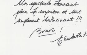 Critiques et commentaires Servyr du magicien mentaliste Xavier Nicolas chez Chateauform (9)