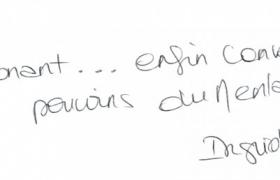 Commentaires Mentalisme et management par Xavier Nicolas - SNCF