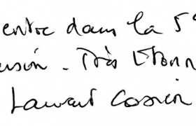 Soiree La Poste aux Etangs de Corot 2