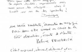 Critiques conference Orange Mentalisme et management par le mentaliste Xavier Nicolas (2)