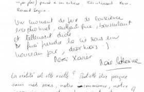 Critiques conference Orange Mentalisme et management par le mentaliste Xavier Nicolas (3)