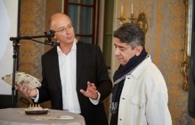 Magicien et mentaliste pour la fermeture Musée Carnavalet de Paris 10