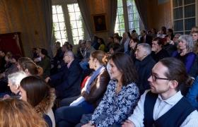 Magicien et mentaliste pour la fermeture Musée Carnavalet de Paris 11