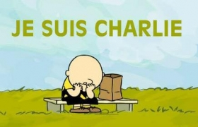 Je suis Charlie - Attentat du 7 janvier 2015