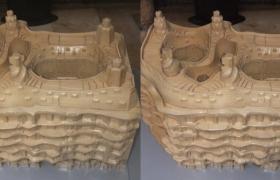 la-pedrera-barcelone-en-3d-relief-2
