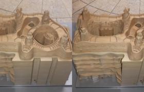 la-pedrera-barcelone-en-3d-relief-3