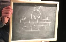 Spectacle de mentalisme Remue Meninges au theatre de Forge les bains (76)