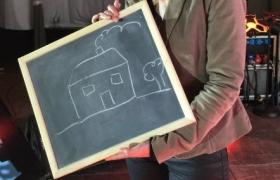 Une maison durant la soirée Tech Data a la Chesnay du Roi