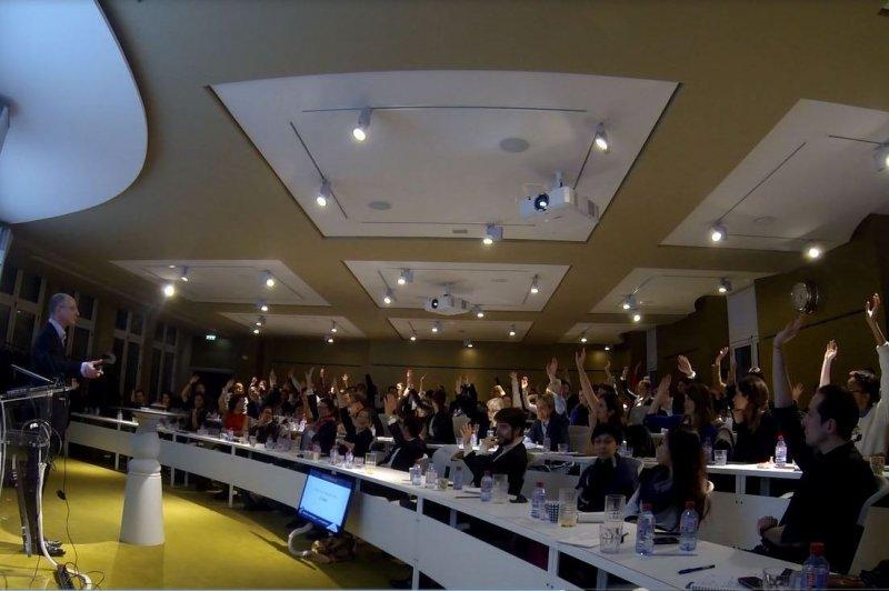 Conférence Mentalisme et management pour l'Oréal chez Chateauform - 06 13 23 45 85