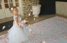 Demoiselle d'honneur - Photo mariage