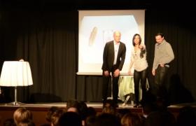 Spectacle de mentalisme Remue Meninges au theatre de Forge les bains (17)