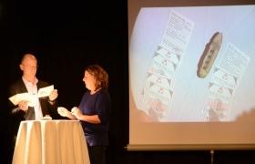 Spectacle de mentalisme Remue Meninges au theatre de Forge les bains (28)