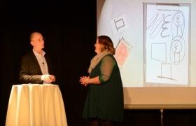 Spectacle de mentalisme Remue Meninges au theatre de Forge les bains (40)