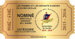Plaque Nomination FFAP 2015-2016