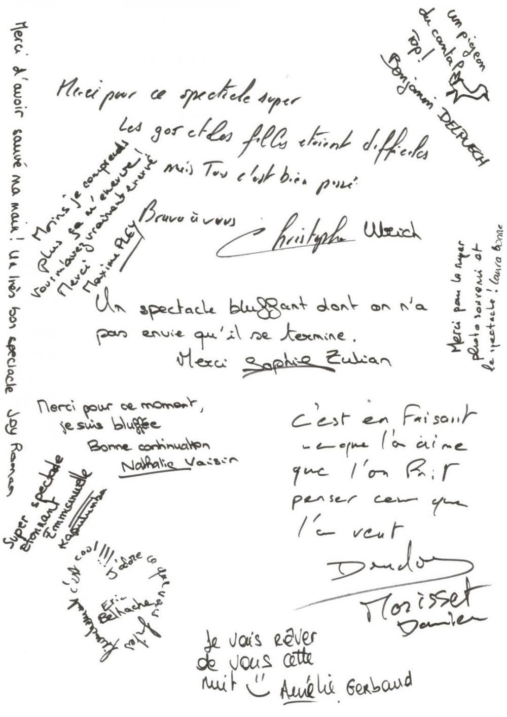 Critique magicien mentaliste soiree Avnir Engeenering sur le Vert Galant de la Marina de Bercy