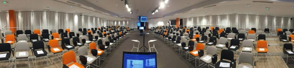 Salle de conference Orange Campus