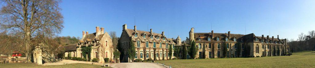 Abbaye des vaux de cernay (1)