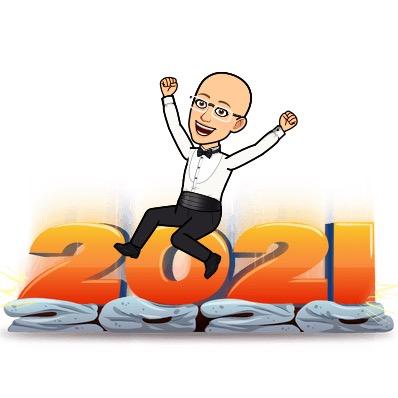 Remerciements animation magie et mentalisme réveillon 2020-2021